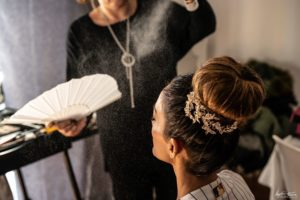 acconciatura chignon sposa tina fiorito hair stylist