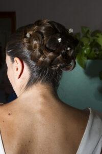 acconciatura sposa tina fiorito